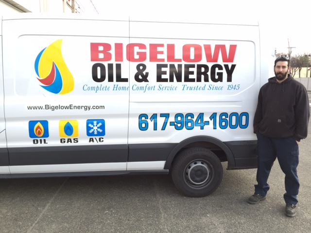 Tim at Bigelow Energy