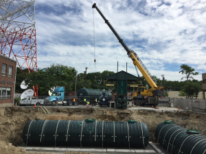 Construction of new Bulk Plant for Heating Oil Delivery in Boston Metro Area