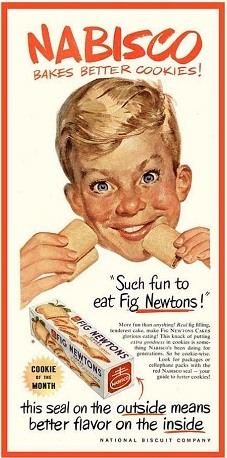 Old Fig Newton Ad